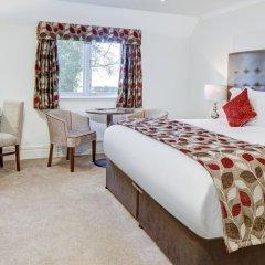 Nailcote Hall Hotel 4* Стандартный номер с различными типами кроватей фото 5