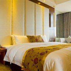 Xiamen Jingmin North Bay Hotel 5* Стандартный номер с различными типами кроватей фото 3