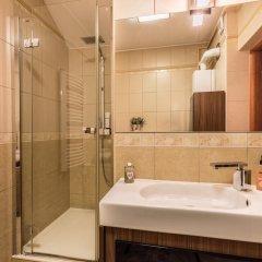 Отель Apartamenty za Strugiem Польша, Закопане - отзывы, цены и фото номеров - забронировать отель Apartamenty za Strugiem онлайн ванная фото 2