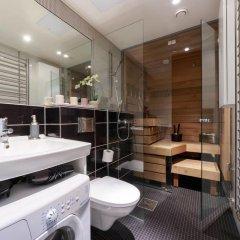Отель Rooftop Apartment With Sauna Финляндия, Хельсинки - отзывы, цены и фото номеров - забронировать отель Rooftop Apartment With Sauna онлайн ванная