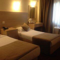 Hotel Büyük Sahinler 4* Стандартный семейный номер с различными типами кроватей фото 3