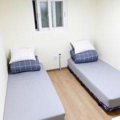 Отель Namsan Gil House 2* Стандартный номер с различными типами кроватей фото 21