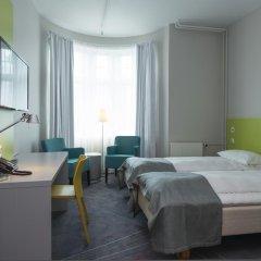 Thon Hotel Trondheim 3* Стандартный номер с 2 отдельными кроватями