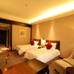 Jinjiang Nanjing Hotel комната для гостей фото 2