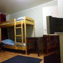 Черчилль Отель Стандартный семейный номер разные типы кроватей фото 4
