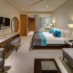 Aguas de Ibiza Grand Luxe Hotel 5* Стандартный номер с различными типами кроватей фото 3