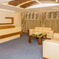 Ozgobek Ronesans Hotel De Luxe интерьер отеля