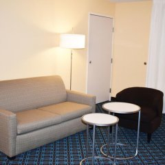 Отель Fairfield Inn & Suites by Marriott Albuquerque Airport 2* Стандартный номер с различными типами кроватей фото 5