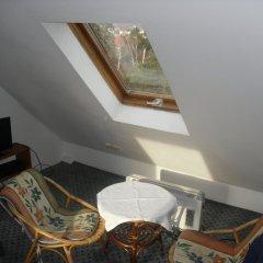 Отель Pension Hanspaulka 2* Стандартный номер с различными типами кроватей фото 3