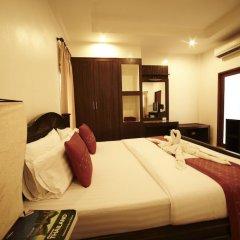 Отель Promtsuk Buri 3* Бунгало с различными типами кроватей фото 8