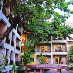 Отель Lomtalay Chalet Resort 3* Улучшенный номер с различными типами кроватей фото 2