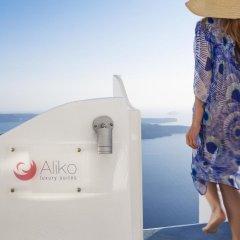 Отель Aliko Luxury Suites Греция, Остров Санторини - отзывы, цены и фото номеров - забронировать отель Aliko Luxury Suites онлайн