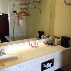 Отель Econo Lodge Vicksburg США, Виксбург - отзывы, цены и фото номеров - забронировать отель Econo Lodge Vicksburg онлайн ванная
