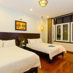 Отель Riverside Impression Homestay Villa 3* Полулюкс с различными типами кроватей фото 11
