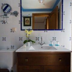 Отель Casa de São Domingos Португалия, Пезу-да-Регуа - отзывы, цены и фото номеров - забронировать отель Casa de São Domingos онлайн ванная
