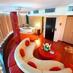 Hotel Vlora International 3* Улучшенный номер с различными типами кроватей фото 9