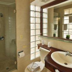 Отель Minister Business Гондурас, Тегусигальпа - отзывы, цены и фото номеров - забронировать отель Minister Business онлайн ванная
