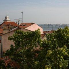 Отель Se de Lisboa III балкон