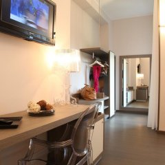 Hotel Tiziano Park & Vita Parcour - Gruppo Minihotel 4* Представительский номер с различными типами кроватей фото 15