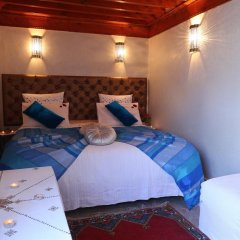 Отель Riad Zehar 3* Стандартный номер с различными типами кроватей фото 3