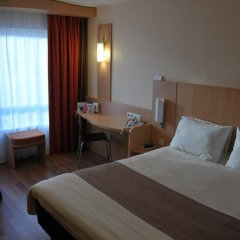 Отель ibis Antwerpen Centrum 3* Стандартный номер с различными типами кроватей фото 3