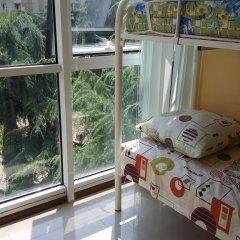 Hostel on Navaginskaya Кровать в женском общем номере с двухъярусной кроватью фото 3