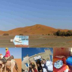 Отель Auberge Ocean des Dunes Марокко, Мерзуга - отзывы, цены и фото номеров - забронировать отель Auberge Ocean des Dunes онлайн приотельная территория