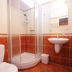 Отель Villa Gloria 2* Стандартный номер с различными типами кроватей фото 10