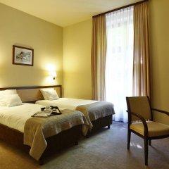 Отель Amber 3* Номер Делюкс с различными типами кроватей фото 5