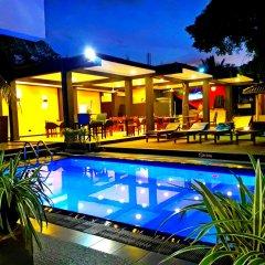 Отель Panorama Residencies бассейн