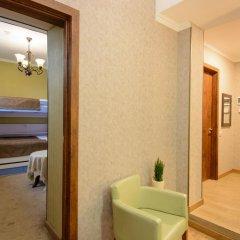 Отель King David 3* Стандартный семейный номер с двуспальной кроватью фото 8