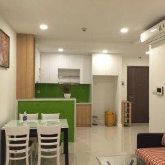 Апартаменты Lehome Serviced Apartment Хошимин питание