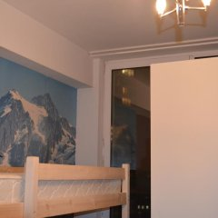 Korona Hostel комната для гостей