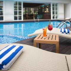 Отель Meliá Kuala Lumpur Малайзия, Куала-Лумпур - отзывы, цены и фото номеров - забронировать отель Meliá Kuala Lumpur онлайн бассейн