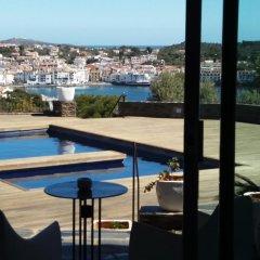 Отель Rec De Palau Villas бассейн