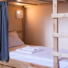 DREAM Hostel Zaporizhia Кровать в общем номере с двухъярусными кроватями фото 12