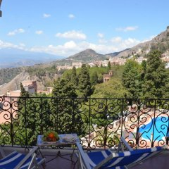 Taormina Park Hotel 4* Люкс разные типы кроватей фото 4