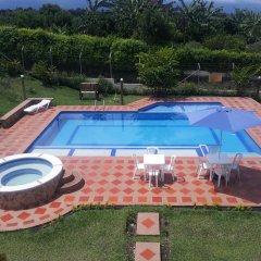 Отель Finca La Maquina бассейн фото 3