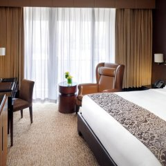 The Address, Dubai Mall Hotel 5* Номер Делюкс с различными типами кроватей фото 2