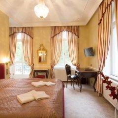 Отель Villa Basileia 3* Улучшенный номер с различными типами кроватей фото 2