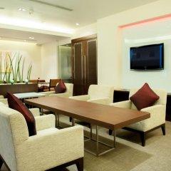 Отель BelAire Bangkok 4* Стандартный номер фото 12