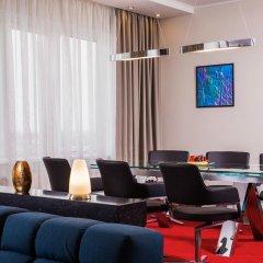 Гостиница Radisson Blu Челябинск 5* Президентский люкс с разными типами кроватей