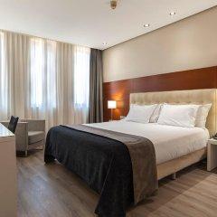 Hotel Silken Amara Plaza 4* Номер Комфорт с различными типами кроватей фото 4