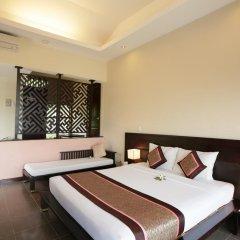 Отель Romana Resort & Spa 4* Вилла с различными типами кроватей фото 12