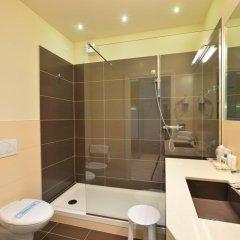 Отель Locanda Grego Италия, Больцано-Вичентино - отзывы, цены и фото номеров - забронировать отель Locanda Grego онлайн ванная фото 2