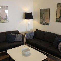 Апартаменты Odense Apartments комната для гостей фото 4