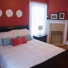Отель Hawthorne Park Bed and Breakfast 3* Люкс с различными типами кроватей фото 13