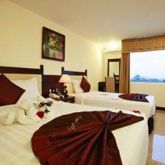 Hue Serene Shining Hotel & Spa 3* Стандартный номер с различными типами кроватей фото 5