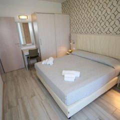 Residence Hotel Angeli Римини комната для гостей фото 3