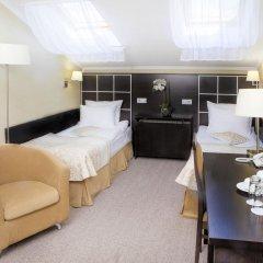 Гостиница BEST WESTERN Kaluga 4* Стандартный номер с 2 отдельными кроватями фото 7